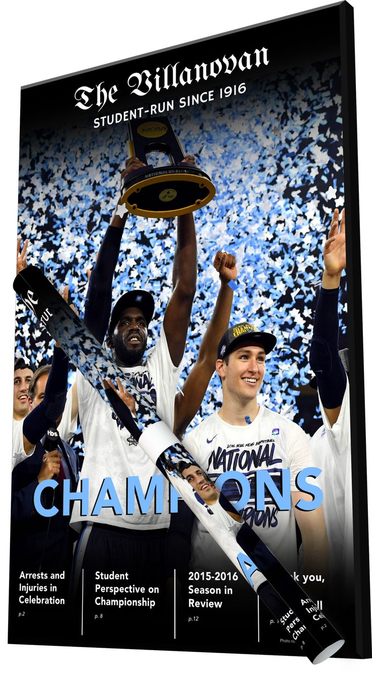 Plaque and Poster Bundle - 2016 NCAA Championship