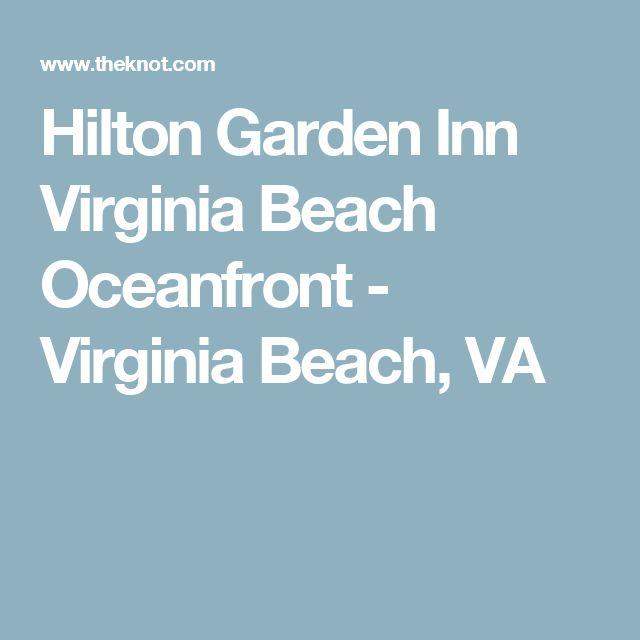Hilton Garden Inn Virginia Beach Oceanfront Virginia Beach Oceanfront Virginia Beach And Virginia