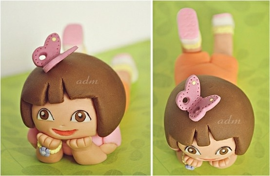 1000 Images About Dora The Explorer Cakes On Pinterest