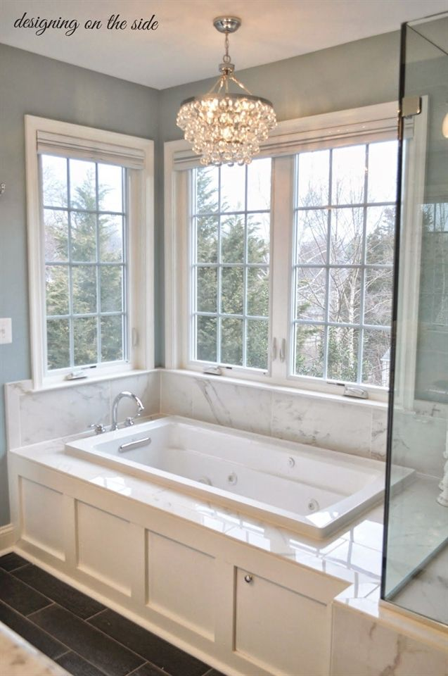 Simple Ideas For Creating A Gorgeous Master Bathroom Jon E Vac - Master-bath-ideas