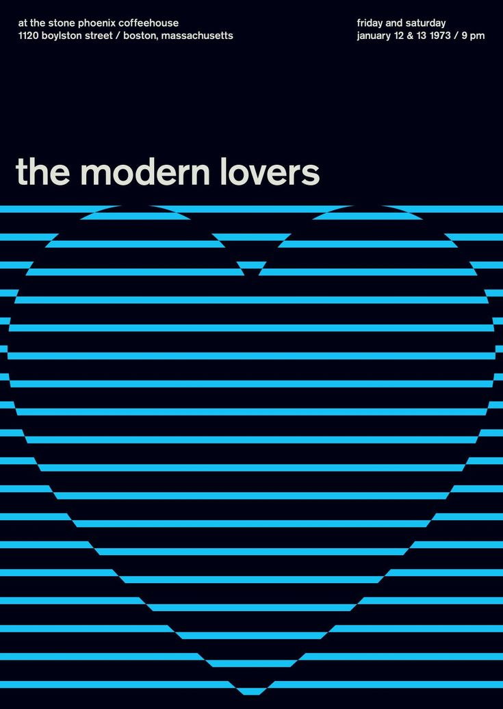 the modern lovers at the stone phoenix, 1973