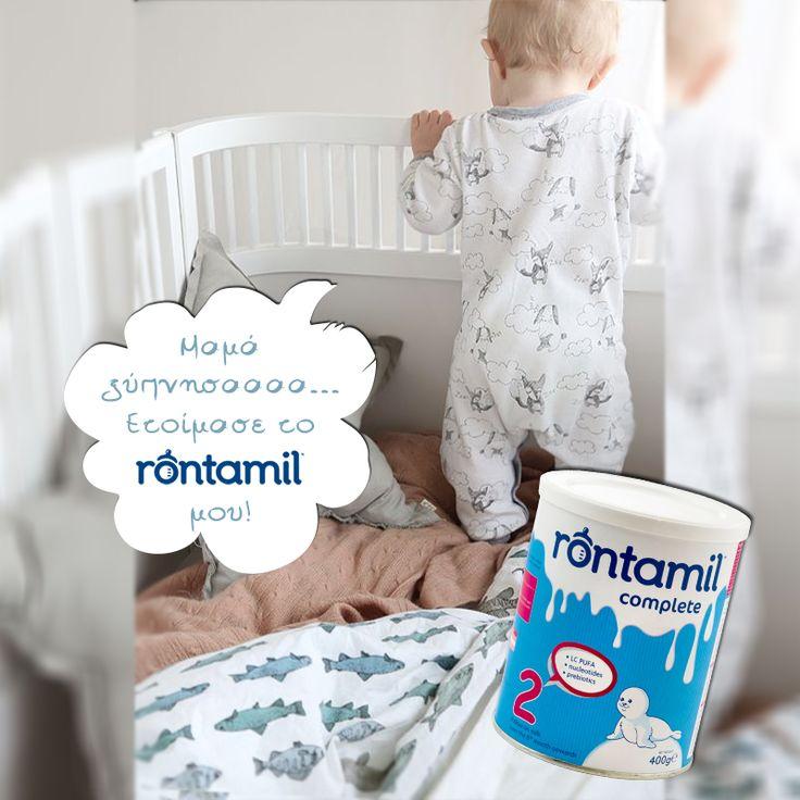 To Rontamil® 2 Complete είναι γάλα σε σκόνη δεύτερης βρεφικής ηλικίας κατάλληλο για τη διατροφή των βρεφών από τον έκτο μήνα όταν ο μητρικός θηλασμός δεν εφαρμόζεται.