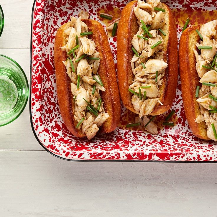The Crab Roll Is Summer's Sweetest and Easiest Sandwich (Sorry 'Bout Ya, Lobster Rolls)