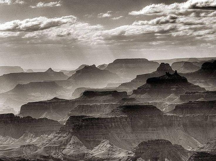 El Gran Cañón del Colorado - EEUU - USA. Reportaje en Fronteras de Papel revista de viajes