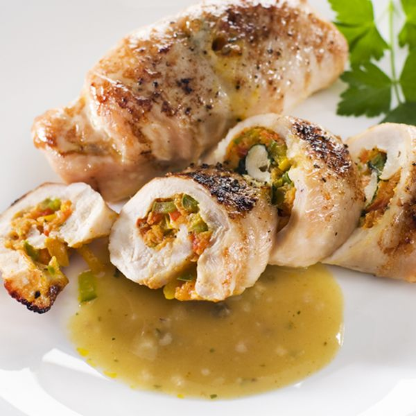 An Easy Recipe For Delicious Stuffed Chicken Breasts