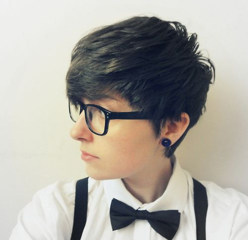 Incredible 1000 Ideas About Androgynous Haircut On Pinterest Haircuts Short Hairstyles Gunalazisus