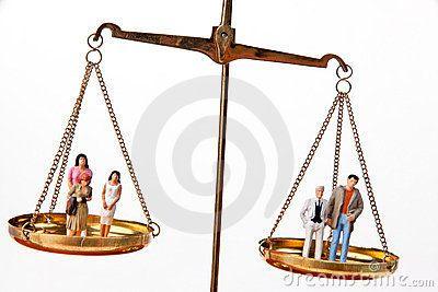 gelijke rechten man en vrouw