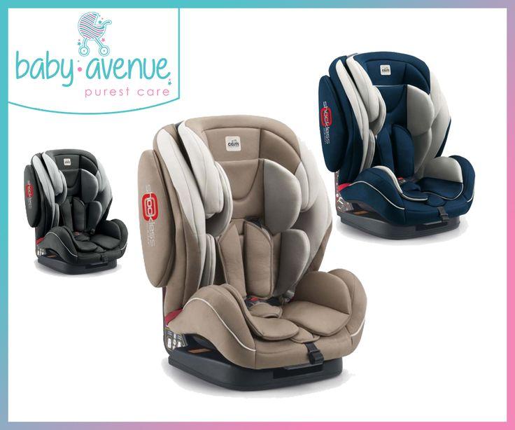 Βόλτες με ασφάλεια !! Παιδικά καθίσματα αυτοκινητού απο 9 εως 36 μηνών.