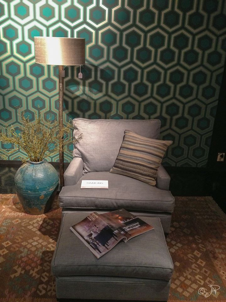 Cole and son 39 s 39 hicks grand 39 wallpaper etcexpo www for Eveline interieur