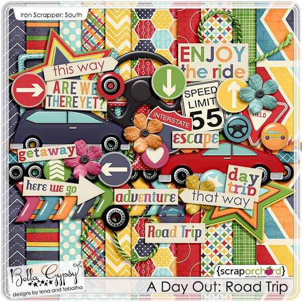 A Day Out: Road Trip