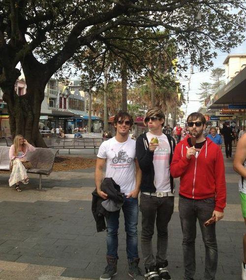Matt, Josh and Brett