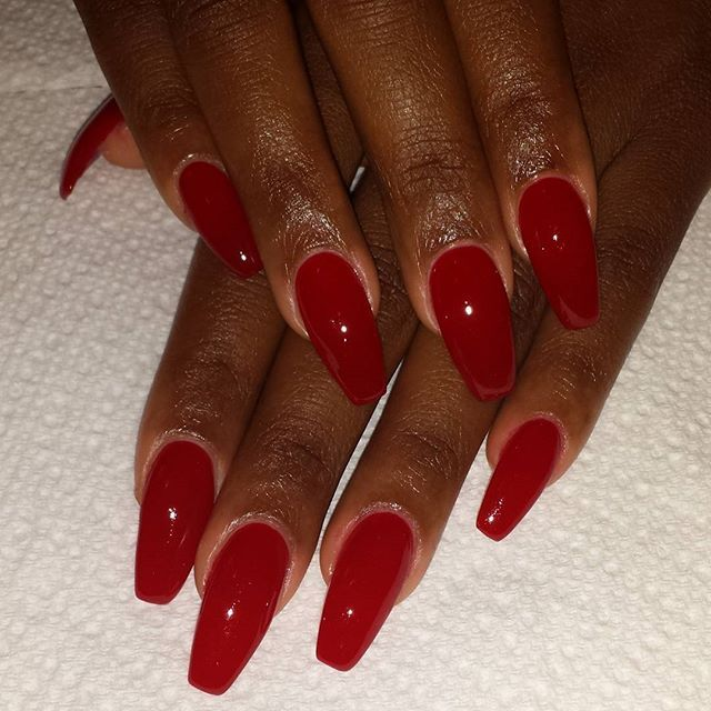 """@colenails is going crazy over LeChat Perfect Match """"Cherry Cosmo!"""""""