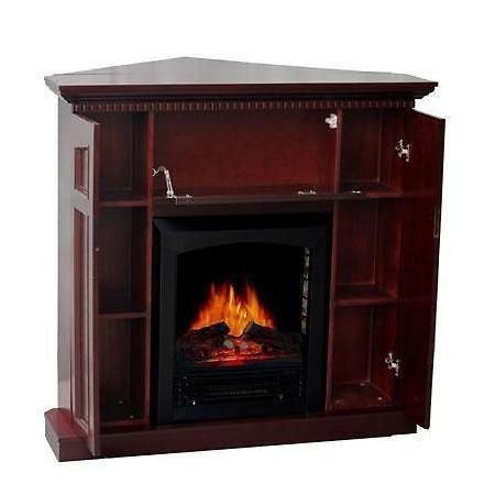 13 best Electric Fireplace Stand-alones images on ...