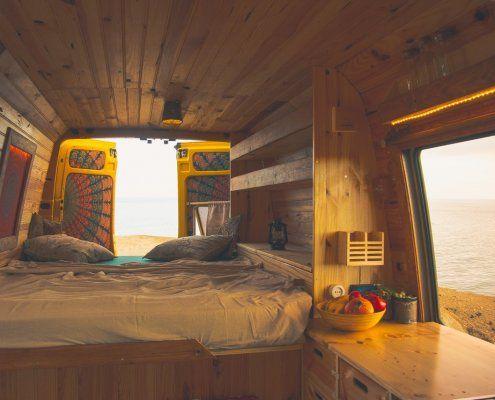 80 besten innenausbau camper bilder auf pinterest im wohnmobil caravan und innenausbau. Black Bedroom Furniture Sets. Home Design Ideas