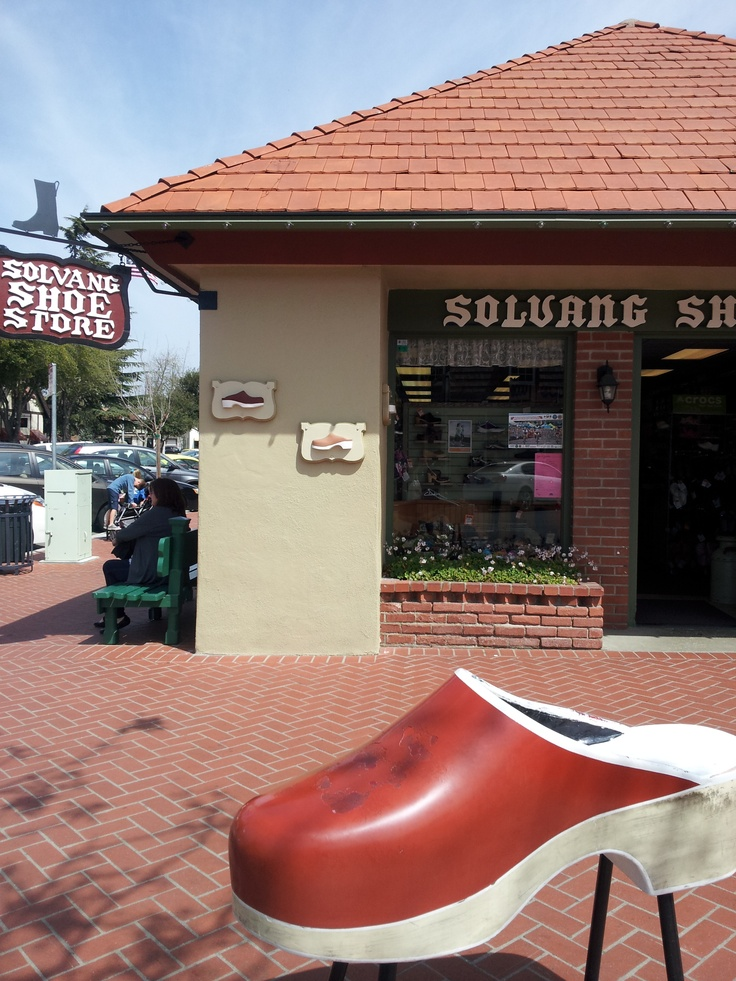 Solvang Shoe Store In Solvang Ca