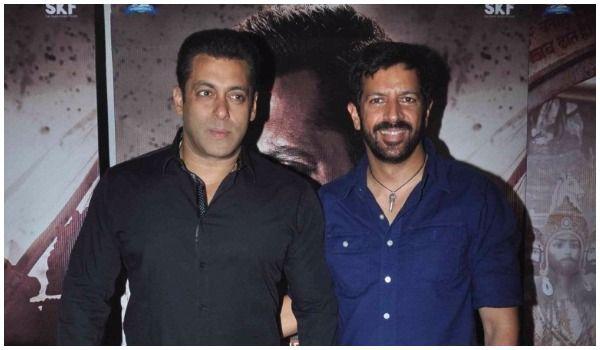 Salman Khan To Play The Role Of Cricketer In Kabir Khan's Next?