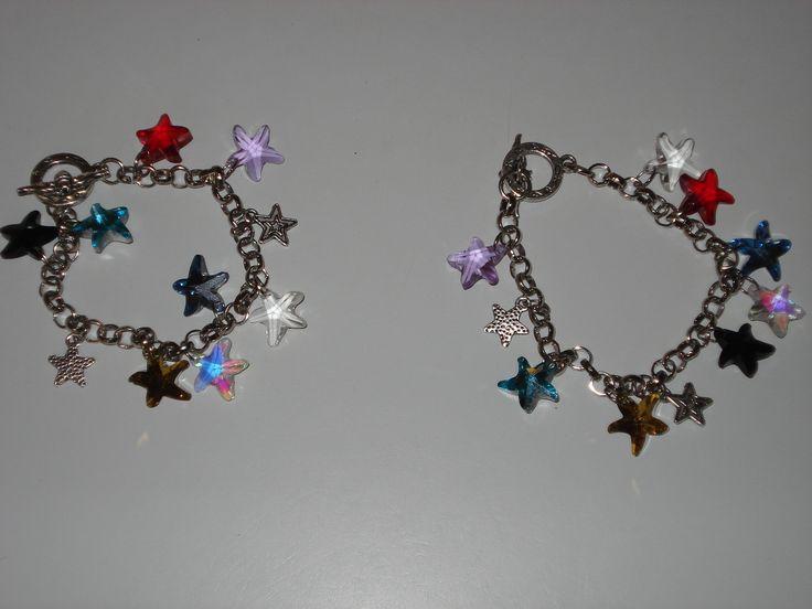 Starfish Charm Bracelets