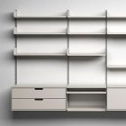 Storage: Wall-Mounted Shelving Units : Remodelista: Dieter Rams, Interior, Shelving Systems, Shelving Units, Furniture, Design