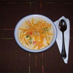 Cheesy Catfish Chowder - Allrecipes.com