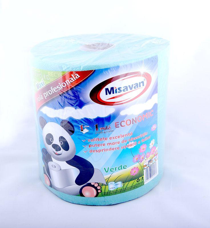 Monorola Misavan Eco Verde este o rola prosop profesionala usor de utilizat si cu o putere mare de absorbtie. Detalii: www.produse-de-curatenie.ro #curatenie #produsedecuratenie