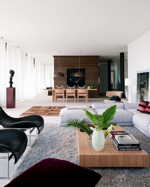 great modern space