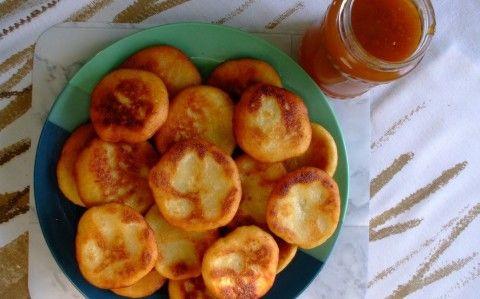 Krumplis pogácsa recept fotóval