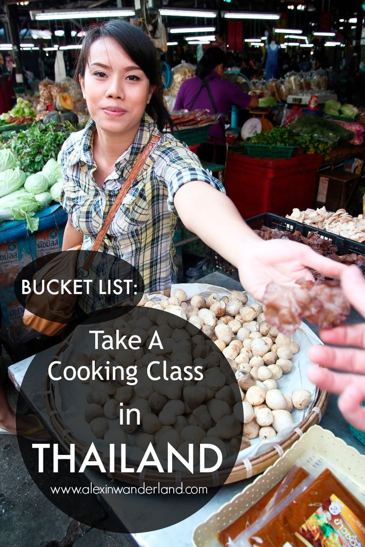 Take a cooking class with Asia Scening Cooking School in Chiang Mai, Thailand | Alex in Wanderland