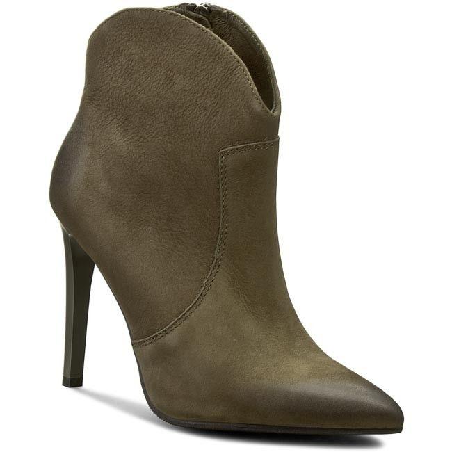 Magasított cipő CARINII - B3729 I43-000-PSK-A49
