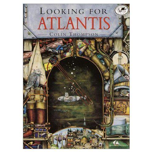 colin thompson atlantis | Looking for Atlantis (9780613018609): Colin Thompson: Books