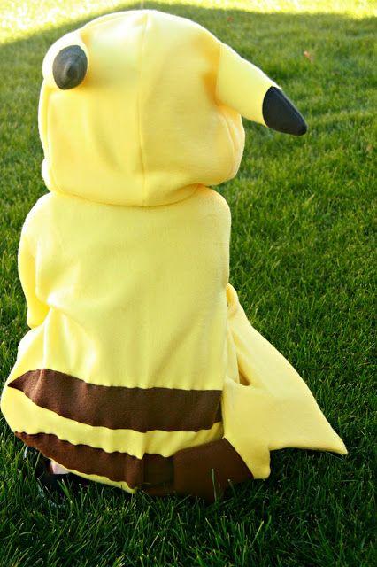 die besten 25 pikachu halloween ideen auf pinterest pikachu kost m pikachu halloween kost m. Black Bedroom Furniture Sets. Home Design Ideas