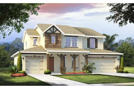 Carisbrooke by Standard Pacific Homes at Panther Trace: Panther Trace - Lyndhurst