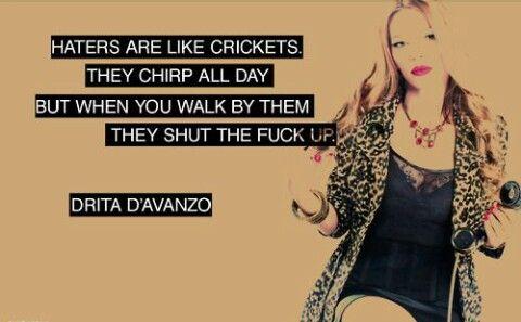 Love Drita ! #Mob Wives
