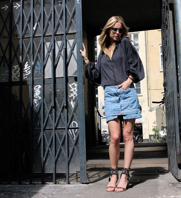 Skjorte Fashion Summer Pinterest French Fashion