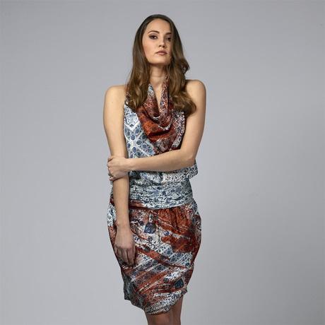 MIA DRESS by LOUP NOIR