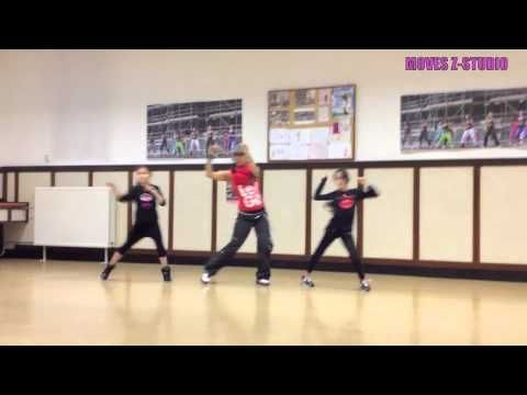 Salsa with reggaeton. Fun routine by Ebby102. Song: Suave by Nayer ft. Pitbull