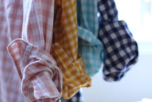 Gotta love those checkered shirts