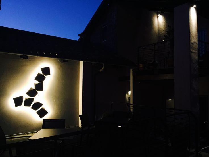 Magic atmosphere @ UVE Rooms & Wine Bar