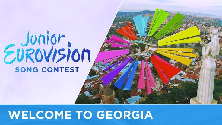 Welcome to the 2017 Junior Eurovision Song Contest in Georgia!