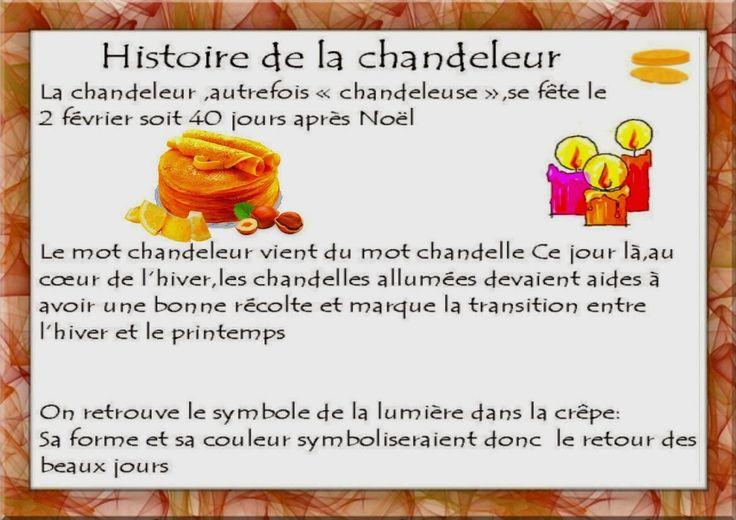 La Chandeleur est une fête de France. Personnes de France mangent crêpes. #french #holiday