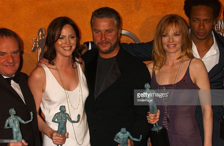 Paul Guilfoyle, Jorja Fox, William Petersen, Marg Helgenberger and... News Photo | Getty Images