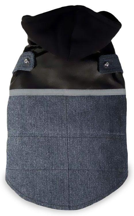 Dogit Denim Vest - Medium Pet Clothes, Pet Clothing - $8.99