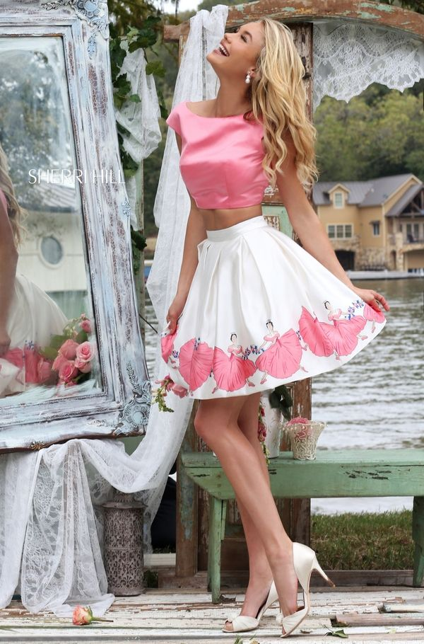 Sherri Hill 50407 beautiful ballerina #ballet #promdress