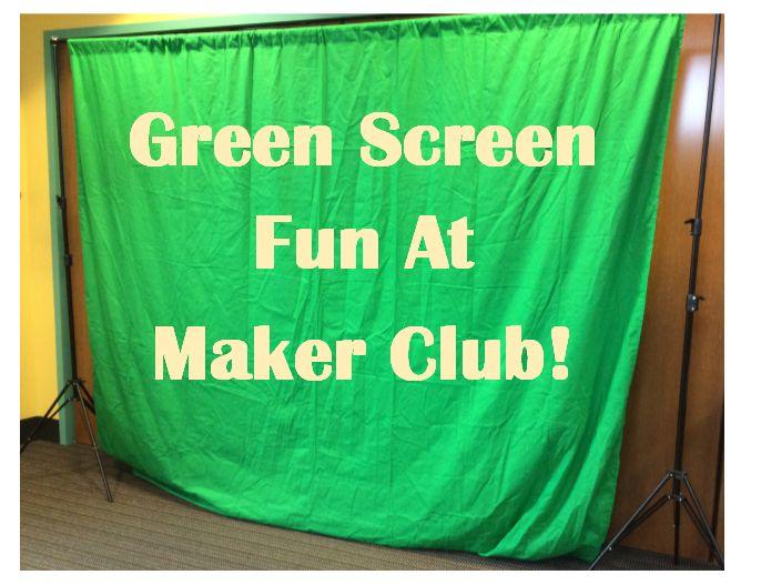 So Tomorrow: Green Screen