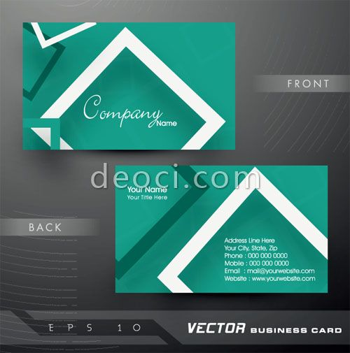 9 best business cards images on pinterest card designs for Creative interior design name card