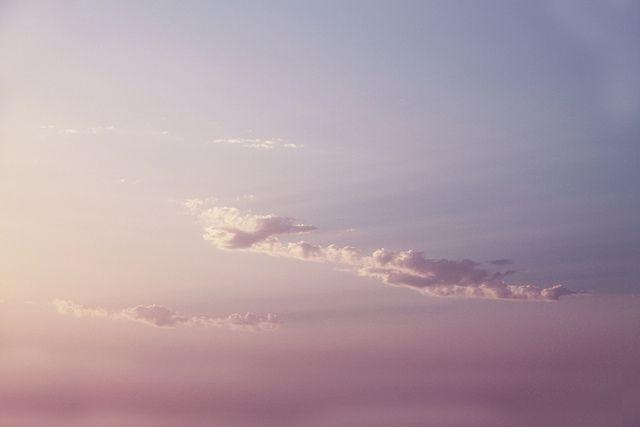 #scene #corsica #clouds