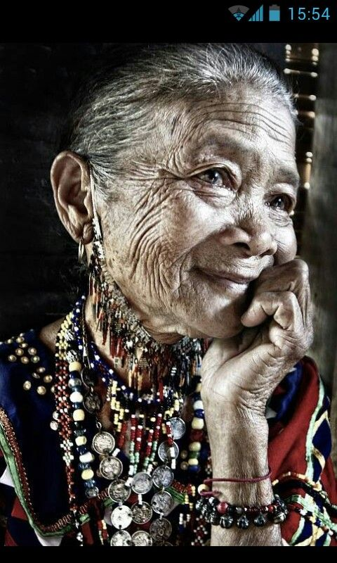 Wisdom.  This is a beautiful women!