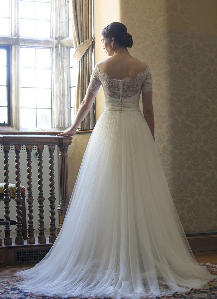 2a KATHERINE - Morgan Davies Bridal
