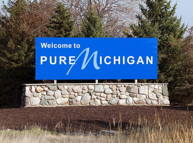 #Michigan
