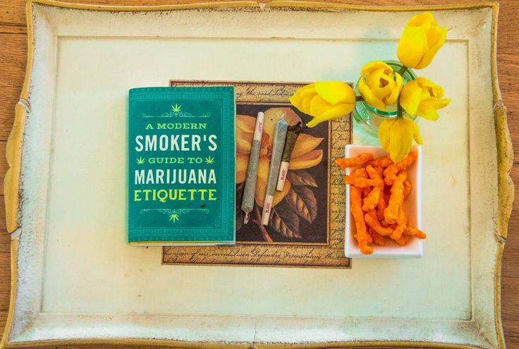 A Modern Smoker's Guide to Cannabis Etiquette