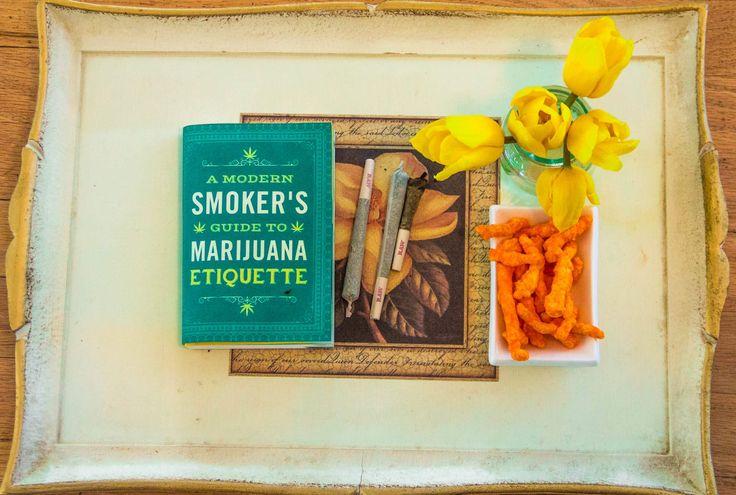 A Modern Smoker's Guide to Cannabis Etiquette
